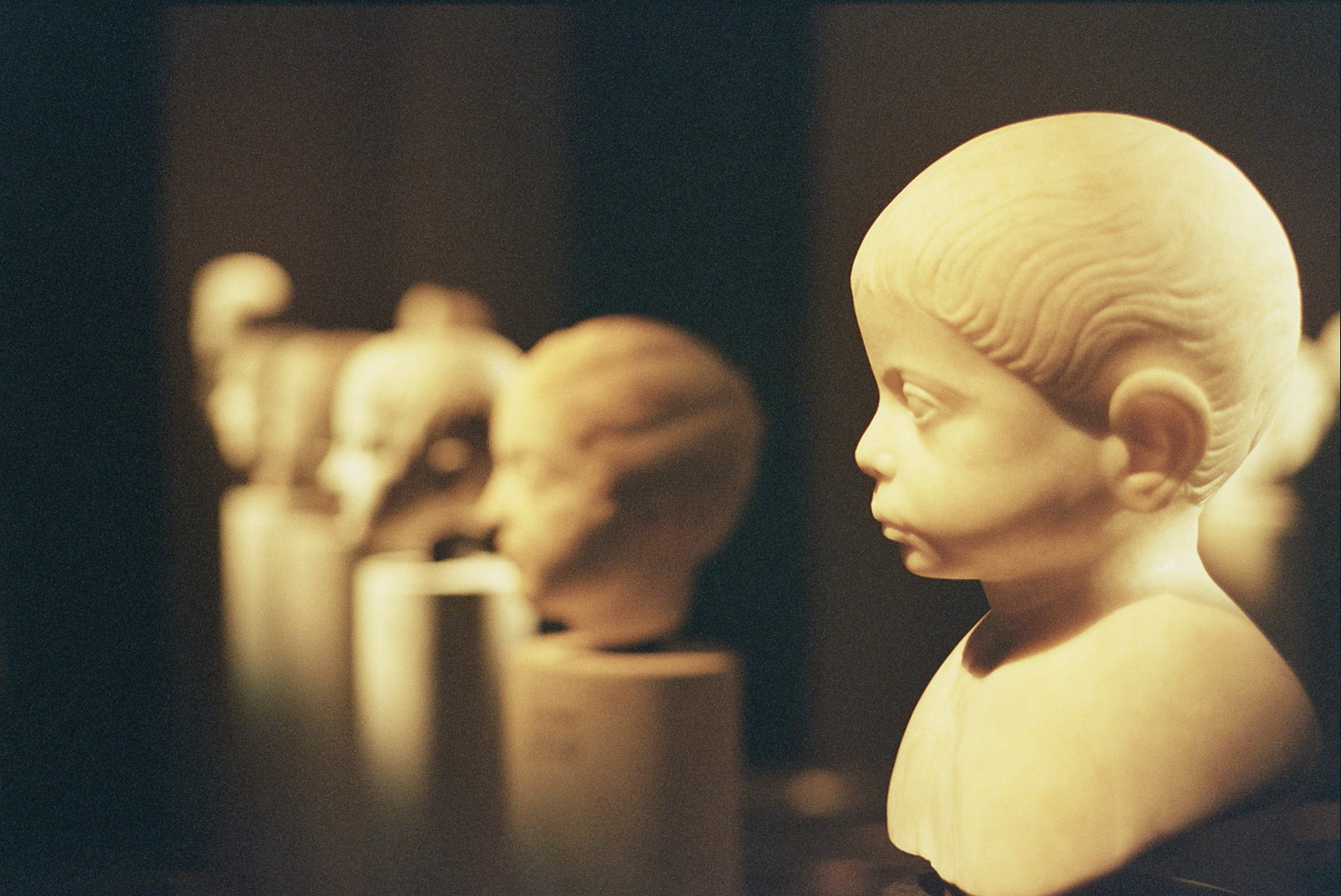 Collection of Greek and Roman antiquities at Kunsthistorisches Museum Wien